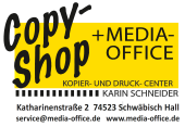 Logo Media Office Schwäbisch Hall
