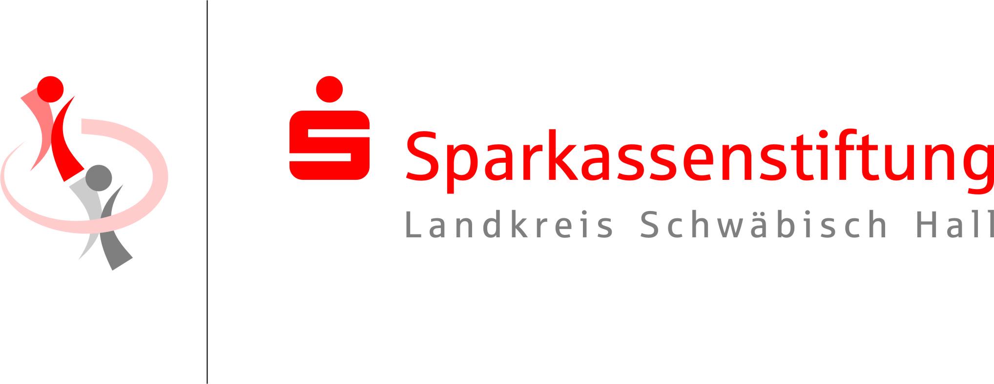 Logo Sparkassenstiftung Schwäbisch Hall